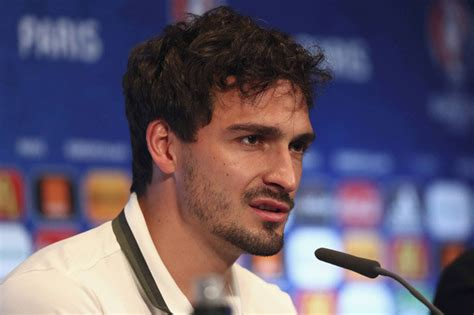 Mats Hummels News by Mats Hummels Arsenal Didn T Want To Sign Me Daily