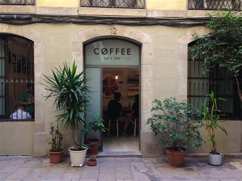 Nomad Coffee a partial guide to great coffee in barcelona