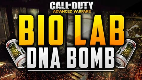 48 Paid To See Bomb by Advanced Warfare Quot Bio Lab Quot Dna Bomb 48 Killstreak