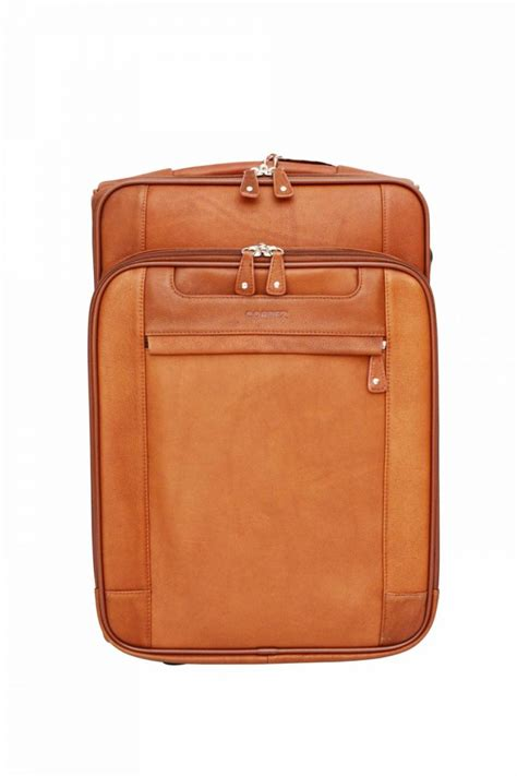 cabin trolley cortez leather laptop cabin trolley luggage city