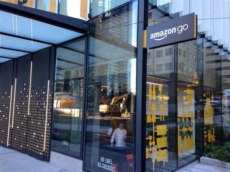 amazon go what does the first amazon go tell us about the future