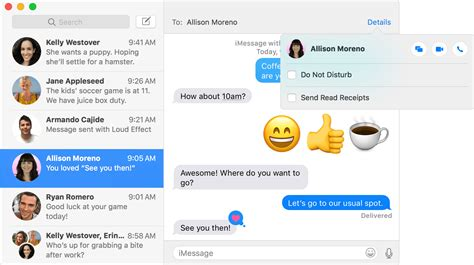 Text Room by Use Messages With Your Mac Apple Support