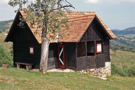 carpathian mountain hut romania getaway transylvania
