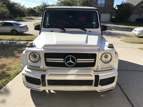 buy car manuals 2008 mercedes benz g class security system buy used 2008 mercedes benz g class g500 in junction texas united states for us 19 890 00