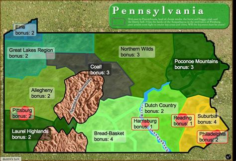 Pennsylvania Search Pennsylvania Map