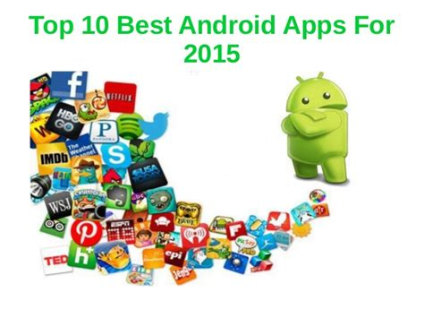 best slideshow app for android top 10 best android apps for 2015