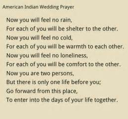 Indian Wedding Prayer Wedding Prayer Native American Wedding And American Wedding On Pinterest