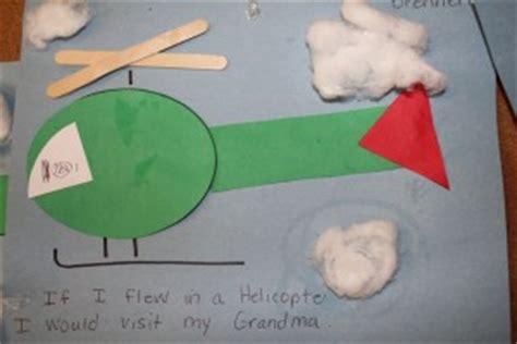 air transport crafts  preschool kids crafts