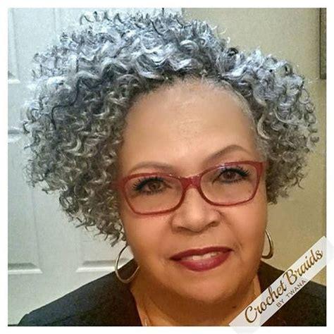 salt pepper braids hairstyles pictures 14 best salt and pepper crochet hair images on pinterest