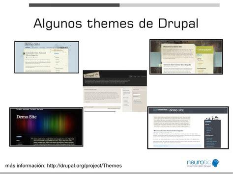 drupal themes definition taller de drupal sesi 243 n 4