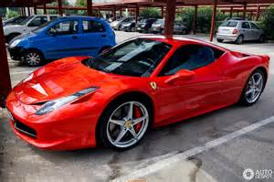 458 Italia Price 458 Italia 1 November 2016 Autogespot