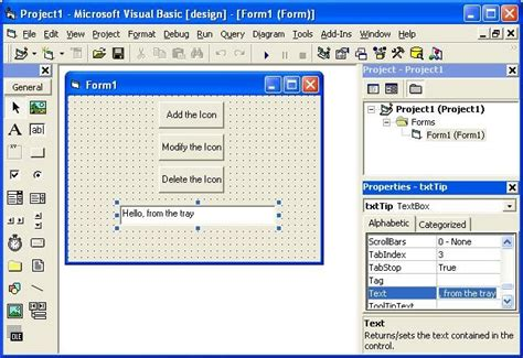 design form on visual basic visual basic codes artificial intelligence and