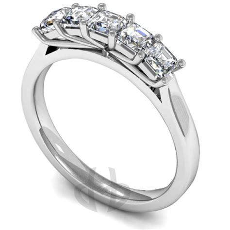 9ct white gold engagement ring tbc132mt05 9