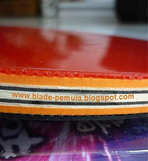 Karet Bet Pingpong Donic Liga Plus jual bat pingpong blade tenis meja rakitan murah dan mantap made blade table tennis jual