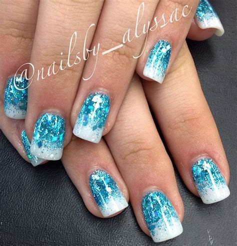 solid color acrylic nails blue acrylic nails for 10 year