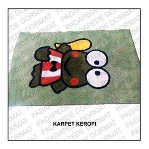 Karpet Karakter Home Industri jual karpet karakter animasi harga murah bandung oleh toko