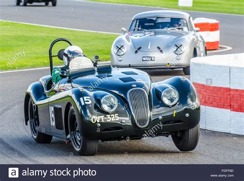jaguar owned by who a 1950 jaguar xk120 owned by derek and raced by