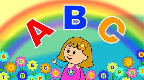 Abc Spon abc song nursery rhymes popular nursery rhymes by