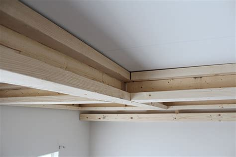 Coffered Ceiling Framing Our Home From Scratch