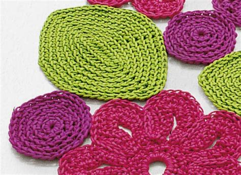tappeti crochet lenti crochet images