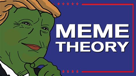 Meme Hypothesis - meme theory how donald trump used memes to become