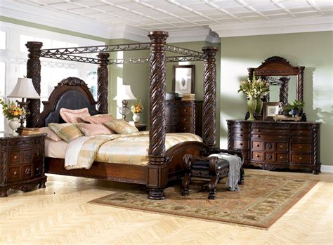 king canopy bedroom sets sale types of king bedroom sets homedee com