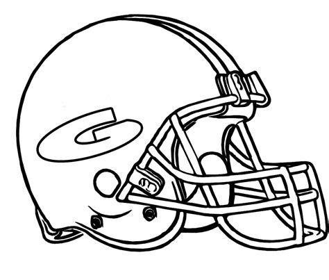 nfl helmets coloring pages nfl football helmet