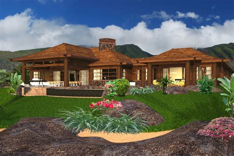 Hawaii Home Design | luxury home designs residential designer