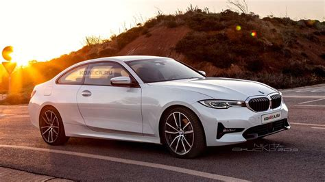 bmw  series coupe rendering motorcom