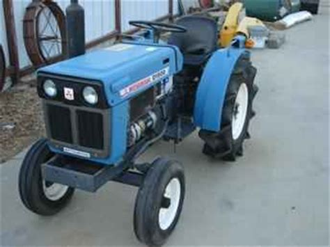 used farm tractors for sale 1985 mitsubishi d1500 diesel