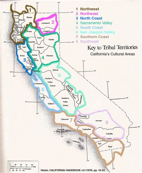 california american tribes map uncoveringcurriculum 733 yana california