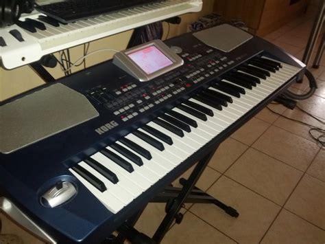 Adaptor Keyboard Korg Pa500 korg pa500 image 558227 audiofanzine