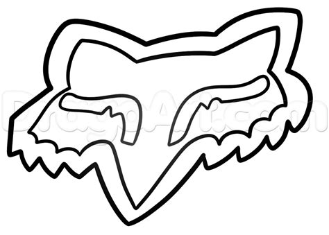 fox racing coloring page fox racing coloring pages free coloring page