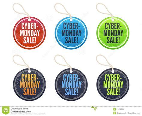 cyber monday desk sale e commerce deals sale icons vector illustration