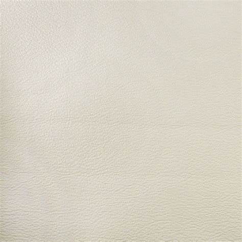Ivory Leather ivory leather grain upholstery faux leather by the yard