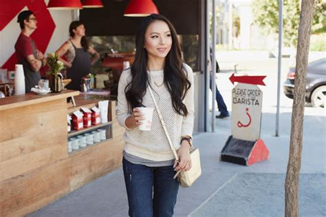 Fossil Kendall Crossbody Chambray ootd on the road with fossil the fancy report