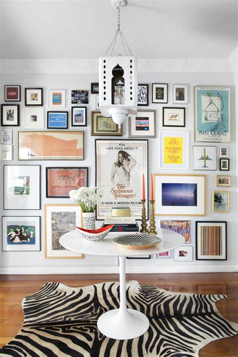 gallery art wall entryway decor ideas for your home