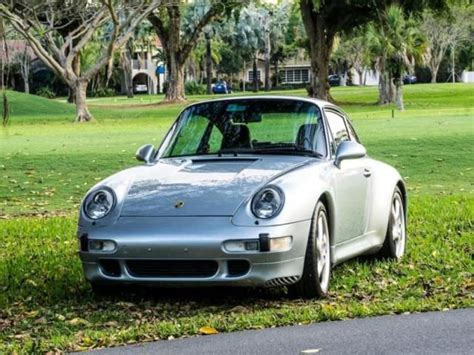 Porsche 911 4s For Sale Usa by Find Used Porsche 911 993 4s In Stuart Florida United