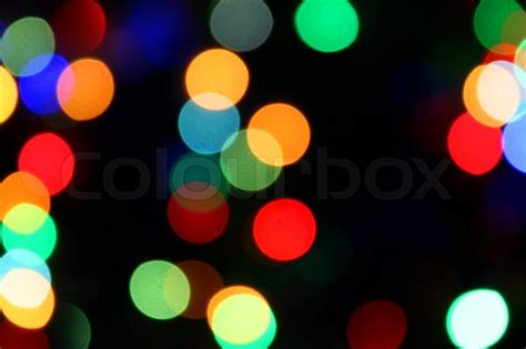 color lights blurred color lights background stock photo colourbox
