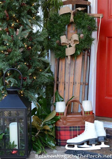 porch decorations for christmas christmas porch decorating ideas