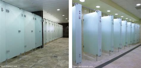 bathroom partitions michigan freestanding glass cubicles the design and aesthetical appearance of a glass partition system is