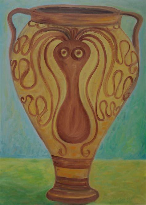 vasi micenei arte pluri di franco brighenti