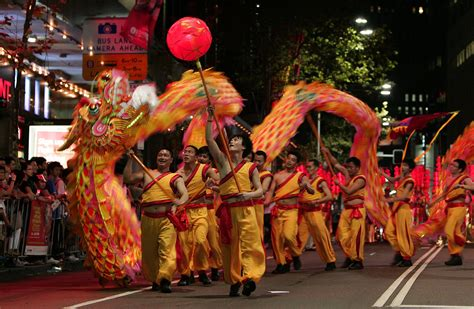 new year parade route sydney australia cashing in on lunar new year tourism sbs news