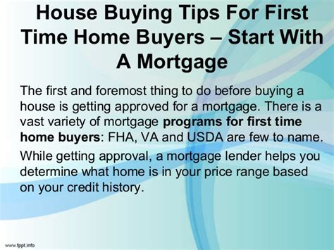 house mortgages for first time buyers top 5 first time homebuyer tips for first time home buyers