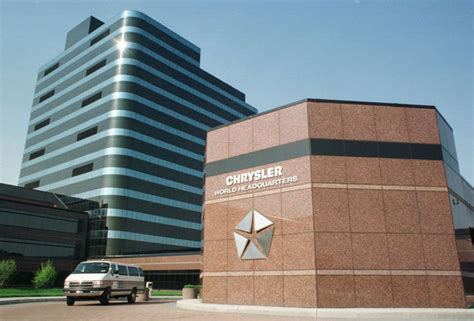 Chrysler Corporation Phone Number by Chrysler Corporate Office And Headquarters Address