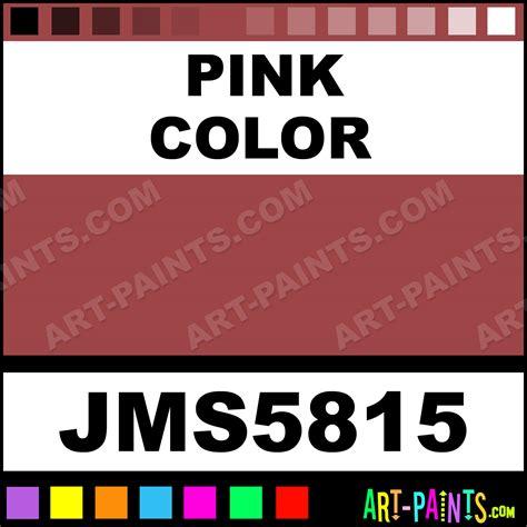 pink color signature watercolor paints jms5815 pink color paint pink color color joe