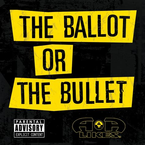 Or The The Ballot Or The Bullet Ep Cd A Alikes