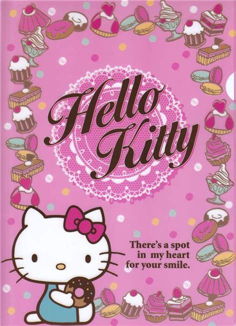 imagenes de hello kitty kawaii hello kitty spring folder file kawaii folder