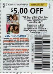 clairol hair color coupons clairol n easy hair color only 3 50 at walgreens