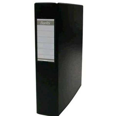 Bantex Ordner A4 1451 10 50mm Black bantex a4 3 d ring binder 50mm black officeworks